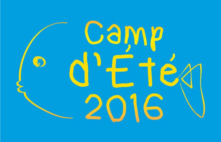 Camp d'Été 2016 Les Petits Pas