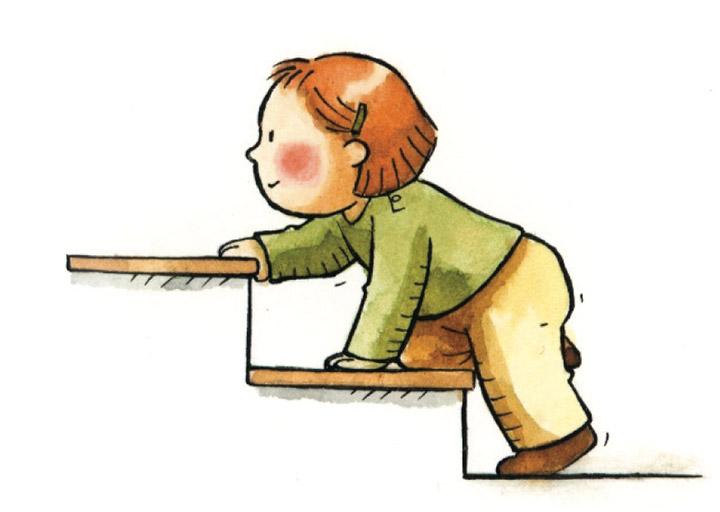 Guía para el desarrollo infantil desde el nacimiento hasta los 6 años