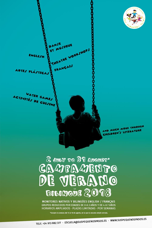 Campamento de verano bilingüe 2018